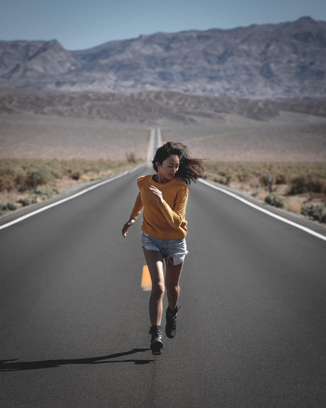 Running: rodillas de corredores