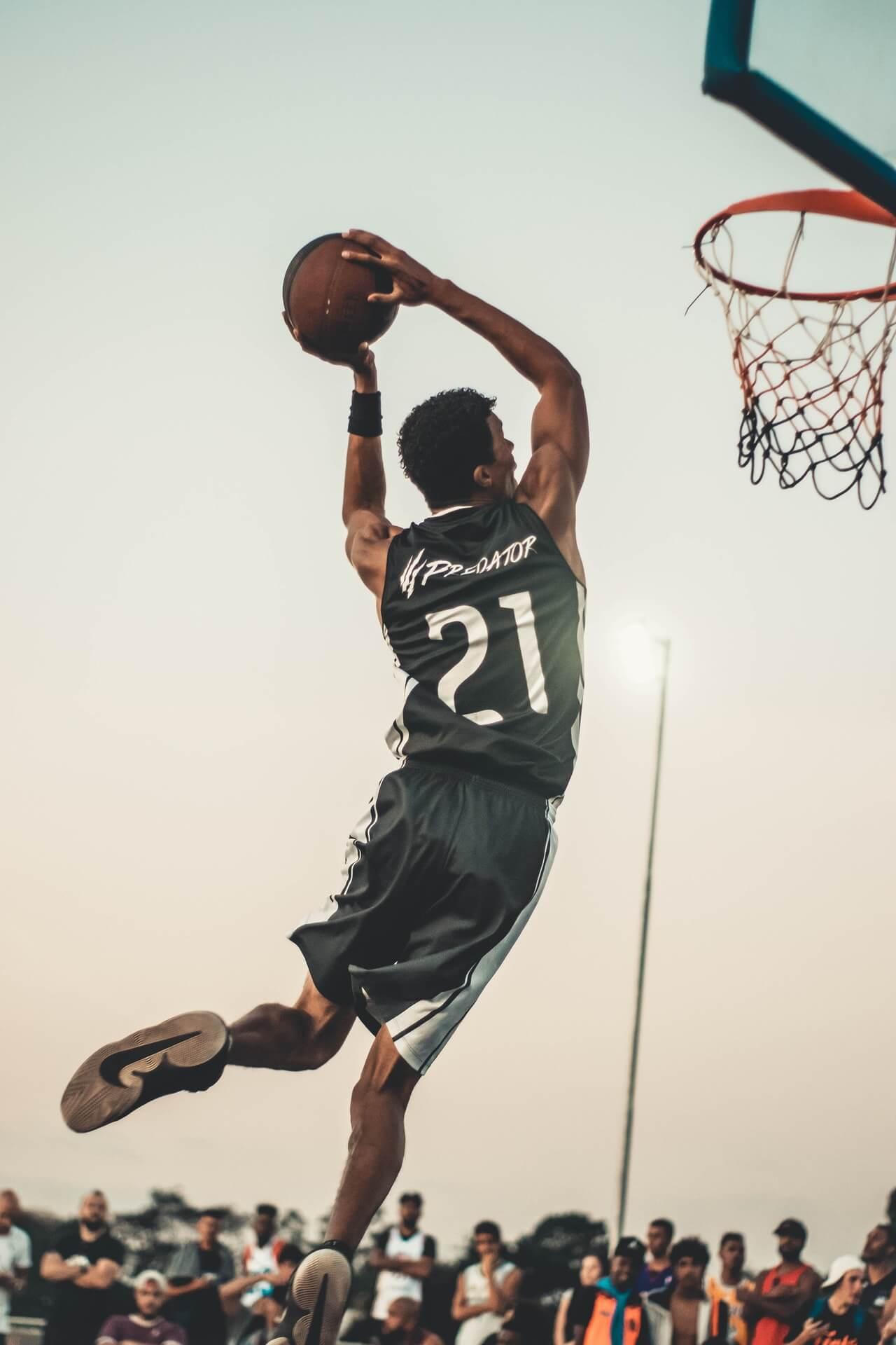 Lesiones comunes en el baloncesto